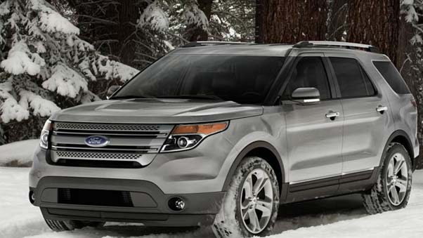 فورد اعلنت عن تطوير جديد لسيارتها Ford Explorer 2014
