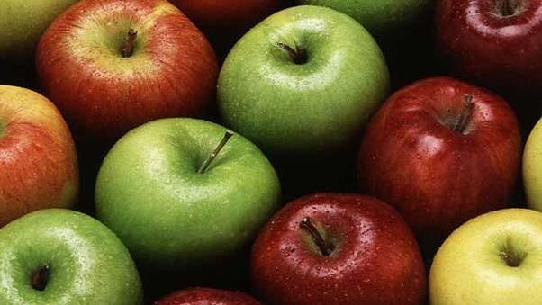 التفاح غذاء ودواء
