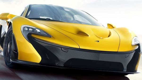 ماكلارين تنشر معلومات جديدة عن بعض الاداء لسيارتها الجديدة McLaren P1