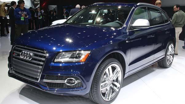 أودي Audi SQ5 2014 تكشف نفسها في معرض ديترويت مع المواصفات