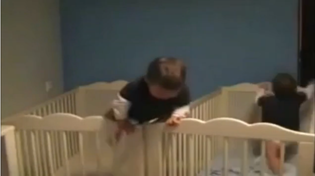 فيديو لاطفال في مهمة مستحيلة